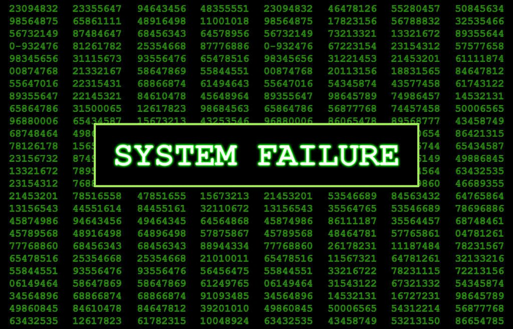 proisp blogg ddos angrep system failure