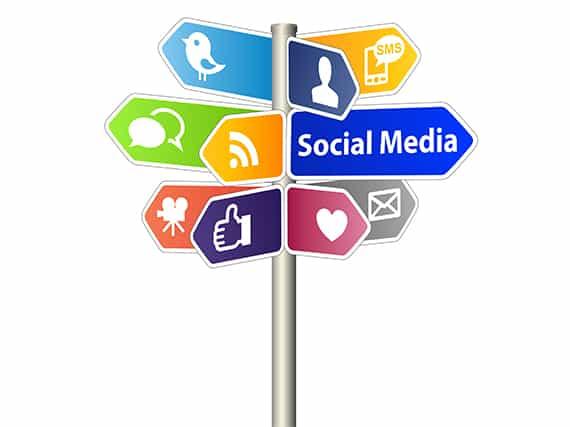 starte nettbutikk sosiale medier