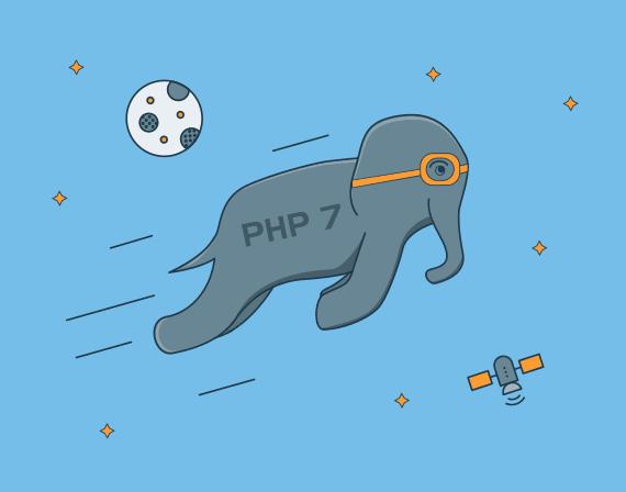 PHP 5.6 til PHP 7.2