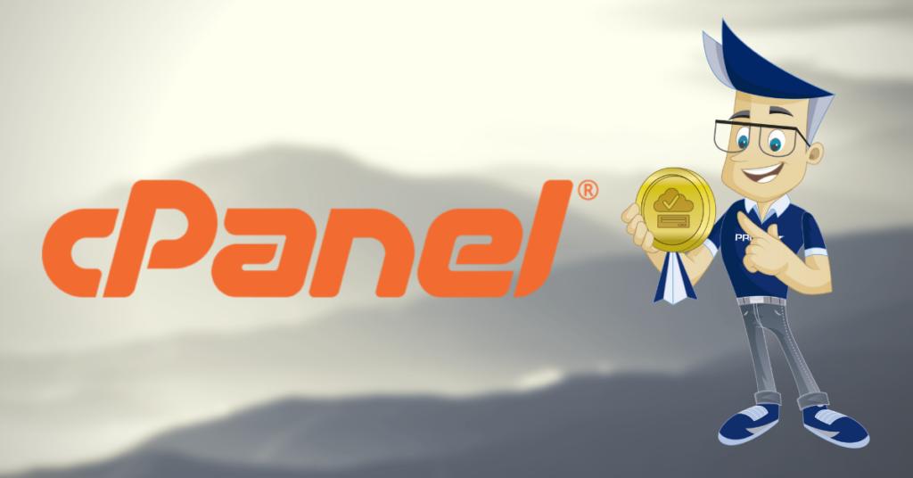 cPanel - Oppgradering, Tom